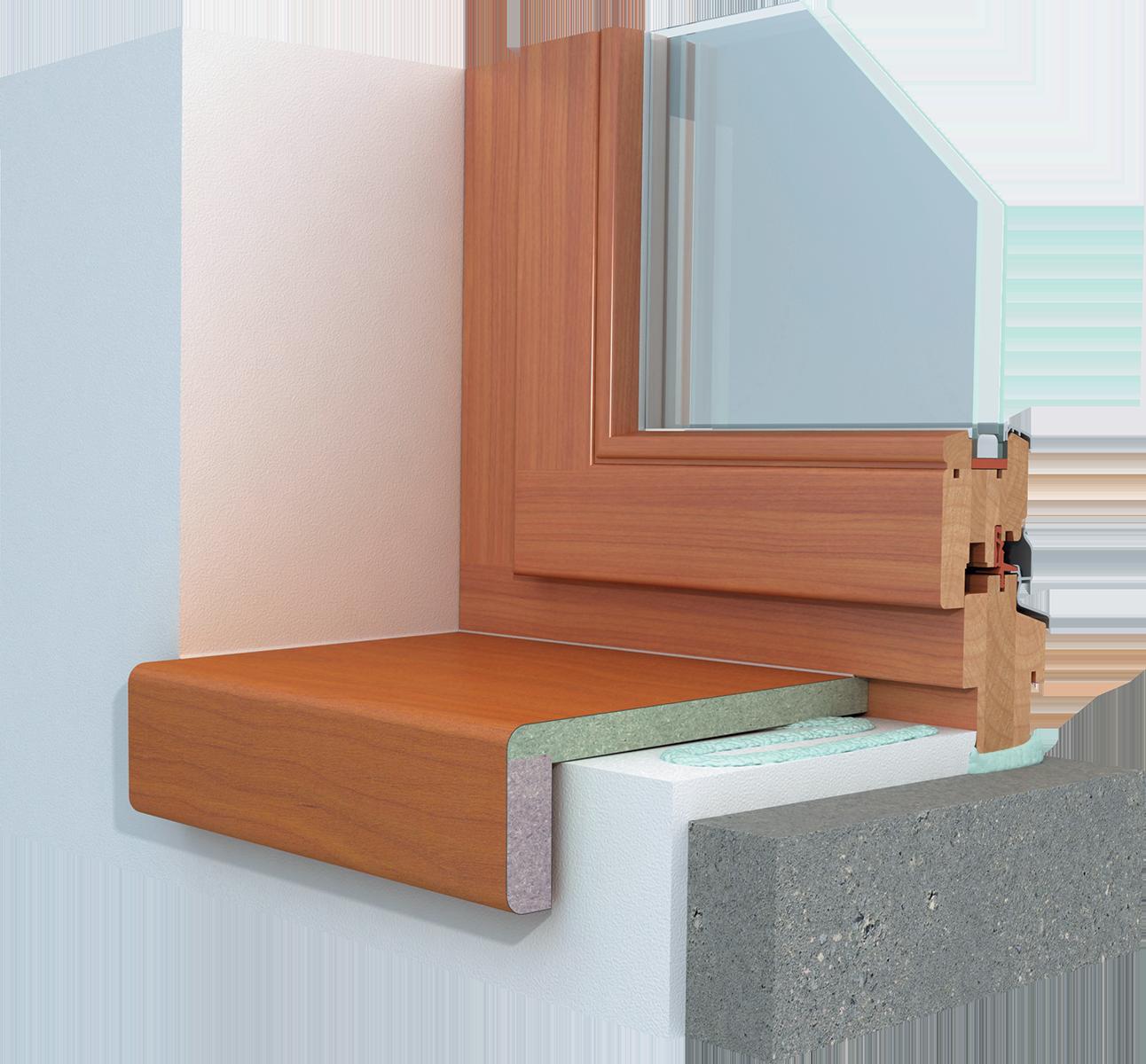 holz fensterbank innen fensterbank innen holz einbauen luxus die besten fensterbank aussen. Black Bedroom Furniture Sets. Home Design Ideas